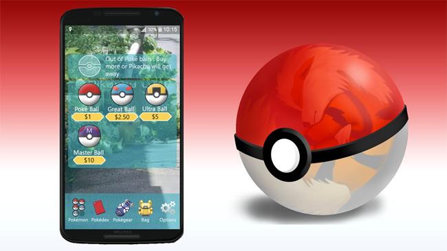 Những quy tắc cần biết khi chơi Pokémon Go