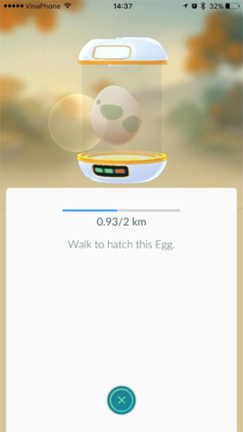 Làm sao để trở thành thợ săn Pokémon Go cừ khôi?