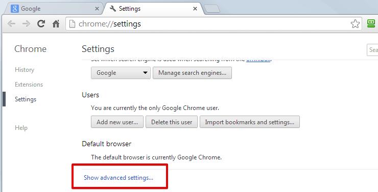 Sửa lỗi 400 Bad Request trên trình duyệt Chrome, Firefox