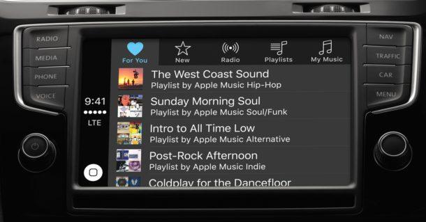 Cách thiết lập CarPlay để kết nối iPhone với ô tô