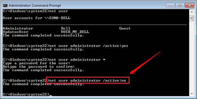 Cách kích hoạt tài khoản Admin ẩn trên Windows 7/8/10