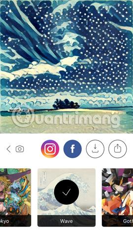 7 thủ thuật Prisma để biến ảnh đậm chất nghệ thuật