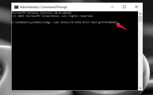 Đây là cách xóa bỏ cài đặt Product key trên máy tính Windows