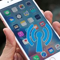 Cách phát Wifi trên iPhone, iPad