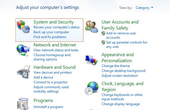 Làm thế nào để chặn hoặc bỏ chặn chương trình trên Windows Firewall?