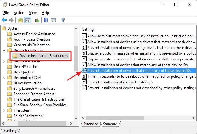 Thủ thuật ngăn Windows tự động update các driver cụ thể - Ảnh minh hoạ 7
