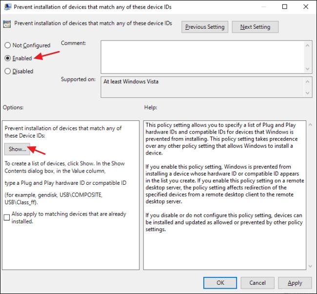 Thủ thuật ngăn Windows tự động update các driver cụ thể - Ảnh minh hoạ 8