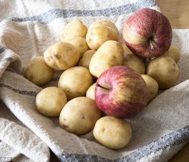 Bảo quản khoai tây