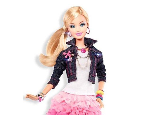 Búp bê Barbie ngày nay