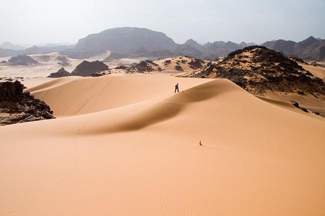 Sa mạc nóng nhất thế giới
