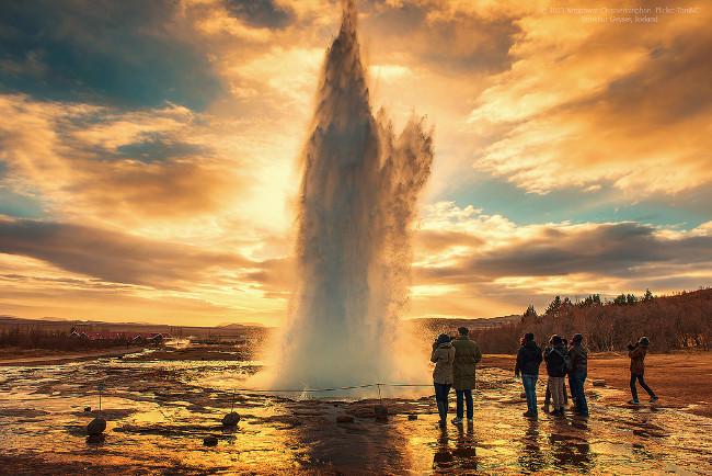 Mạch nước lạnh phun trào cao nhất