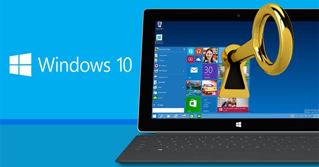 5 cách nhập key Windows 10 đơn giản...