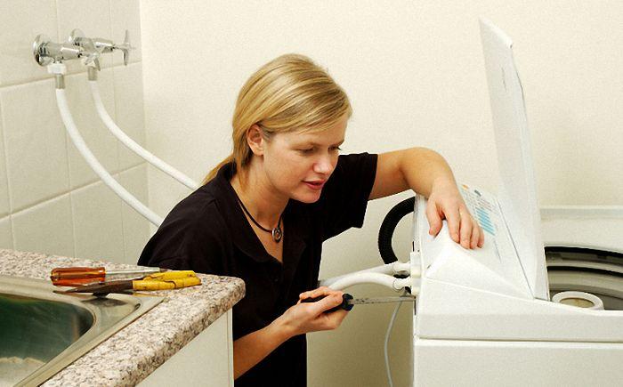 Lỗi máy giặt