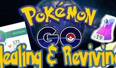 Hướng dẫn cách hồi sinh Pokemon trong Pokemon Go