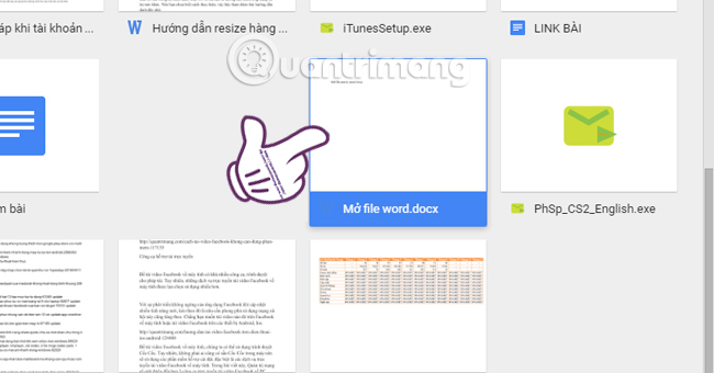Hướng dẫn cách mở file Word, Excel nghi nhiễm virus