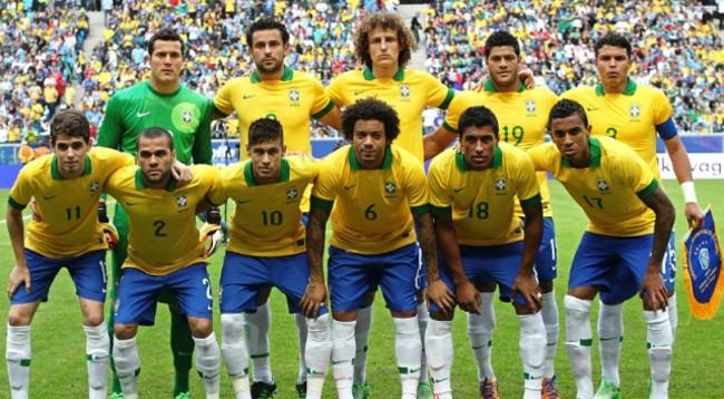 Brazil chưa bao giờ giành huy chương vàng bóng đá Olympic.