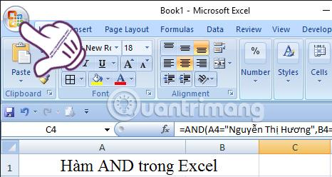 Cách sửa lỗi hàm SUM không cộng được trong Excel