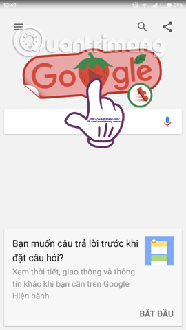 Chơi game Olympic 2016 Doodle Fruit Games trên Google Android, iOS