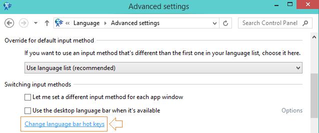Sửa lỗi phím Cap Lock trên Windows 10 bị treo