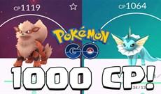 Chỉ số tối đa của các Pokemon trong Pokemon GO