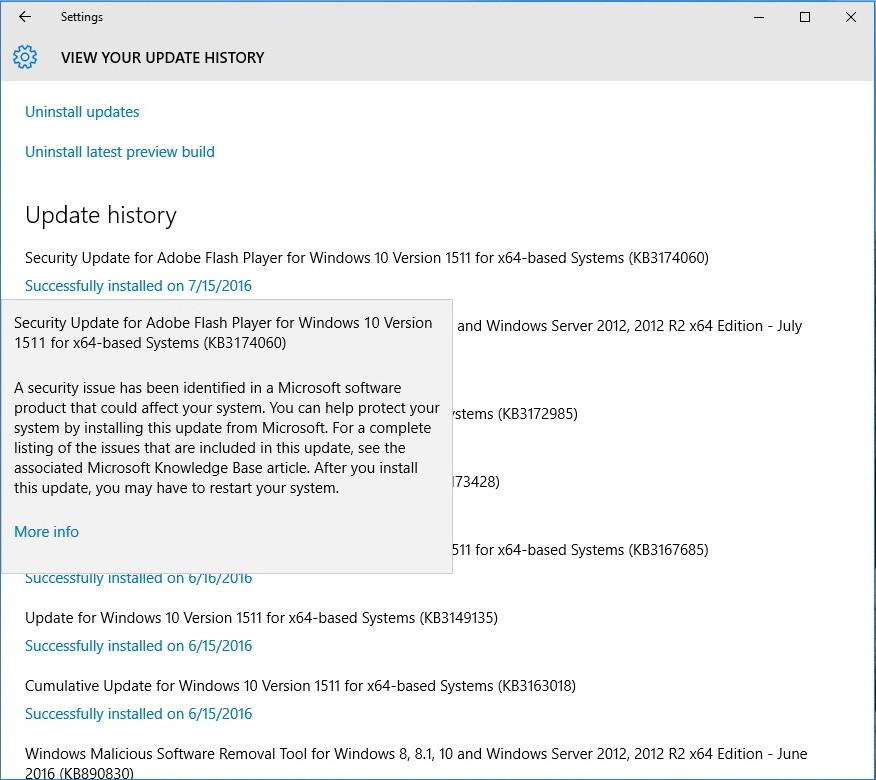 Tổng hợp các lỗi xảy ra trong quá trình update Windows 10 Anniversary và cách khắc phục