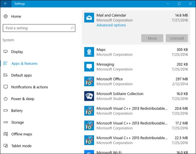 Đây là cách reset dữ liệu ứng dụng trên Windows 10