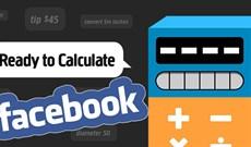 Hô biến Facebook trở thành máy tính bỏ túi