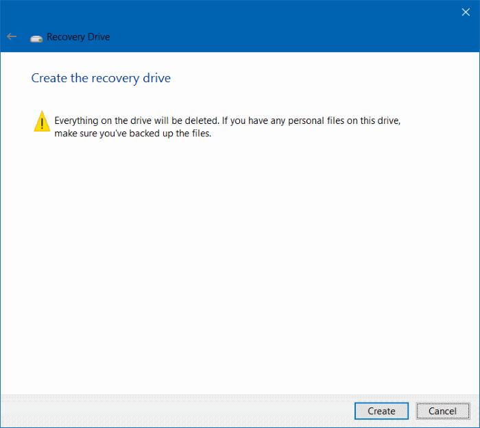 Đây là cách xóa phân vùng Recovery và phân vùng Recovery 450 MB trên Windows 10