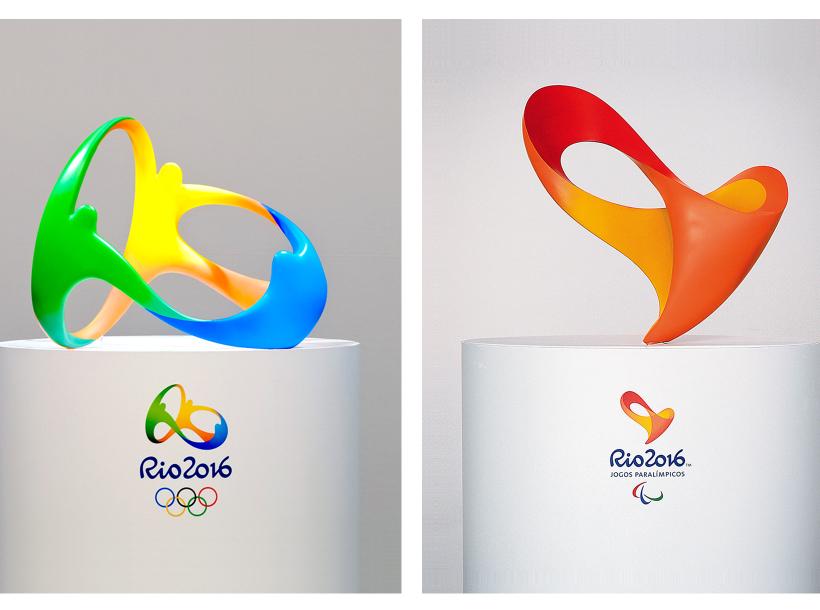 Câu chuyện thú vị đằng sau quá trình sáng tạo logo của Olympic Rio 2016