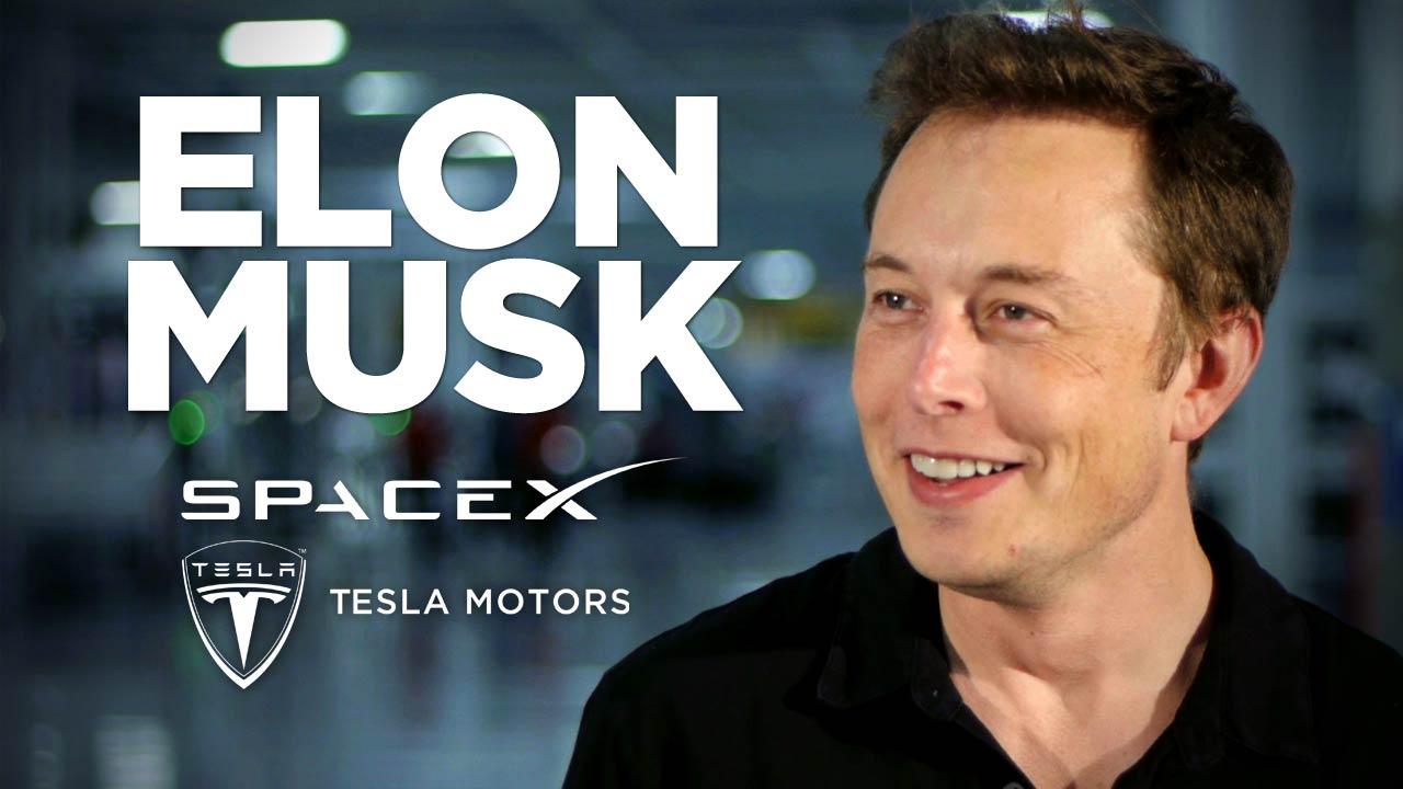 Elon Musk - Iron Man ngoài đời thực