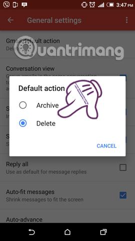 Những thủ thuật giúp bạn làm chủ Gmail trên Android