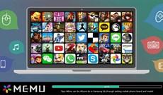 Phần mềm MEmu - Thêm lựa chọn chơi game Android trên máy tính