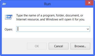 Làm thế nào mà hộp thoại Run biết được ứng dụng trên hệ thống nằm ở vị trí nào?