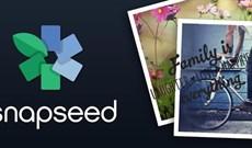 Cách tạo chữ nghệ thuật bằng ứng dụng chỉnh ảnh Snapseed