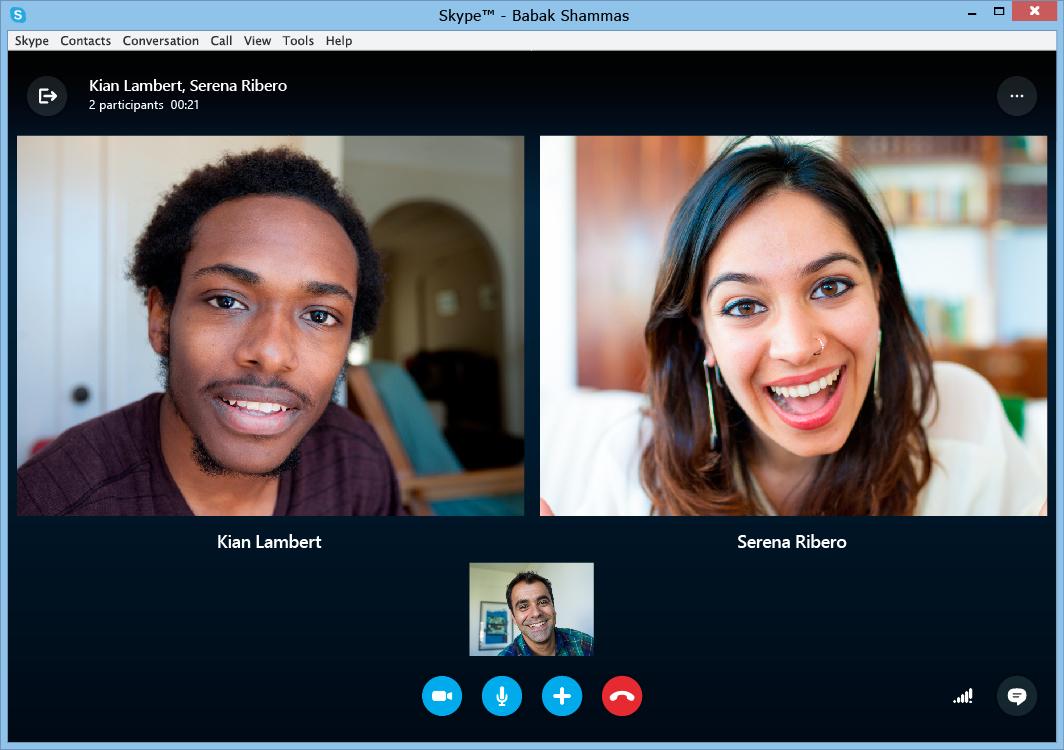 Đặt lên bàn cân 4 ứng dụng video call Google Duo, FaceTime, Skype và Messenger