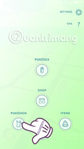"Cách mở rộng ""kho chứa"" Pokemon trong Pokemon GO"