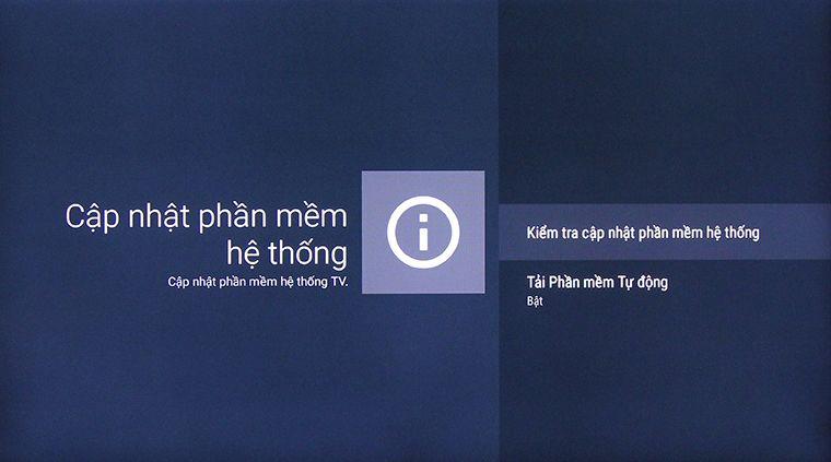 tăng tốc độ xử lý cho Smart tivi