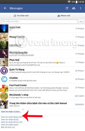 Đây là cách lướt Facebook, nhắn tin không tốn pin và 3G