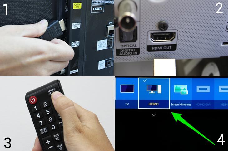 Cổng HDMI (ARC)