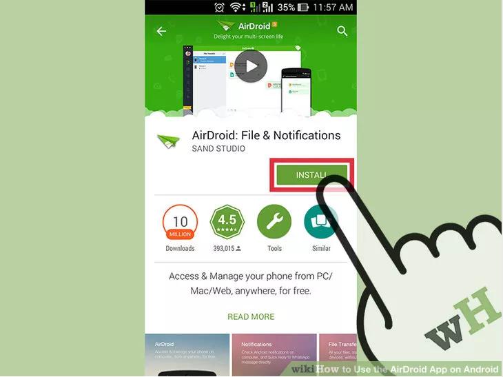 Hướng dẫn điều khiển các thiết bị Android thông qua máy tính