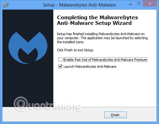 Cách dùng Malwarebytes Anti-Malware Home để tìm, diệt phần mềm gián điệp, quảng cáo, độc hại... trên máy tính