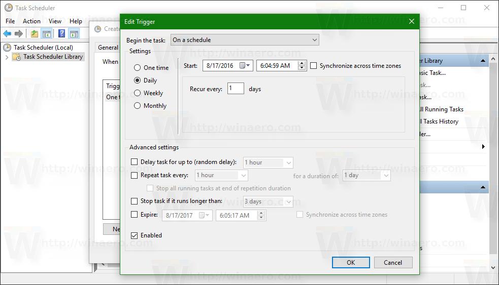 """Tự động """"dọn sạch"""" Recycle Bin trên Windows 10"""