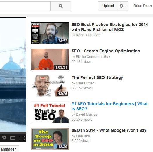 SEO YouTube - hướng dẫn từng bước đưa video lên top