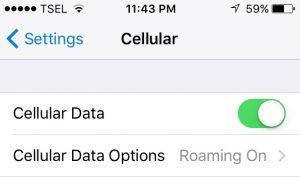 Tổng hợp một số cách sửa lỗi No Service trên iPhone