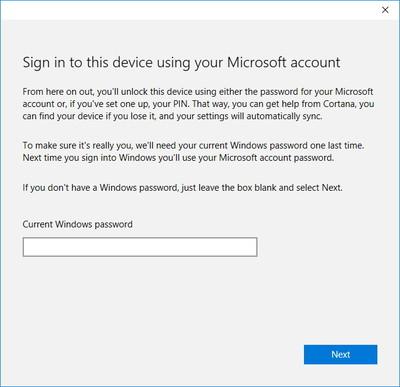 Hướng dẫn liên kết Product key Windows 10 với tài khoản Microsoft