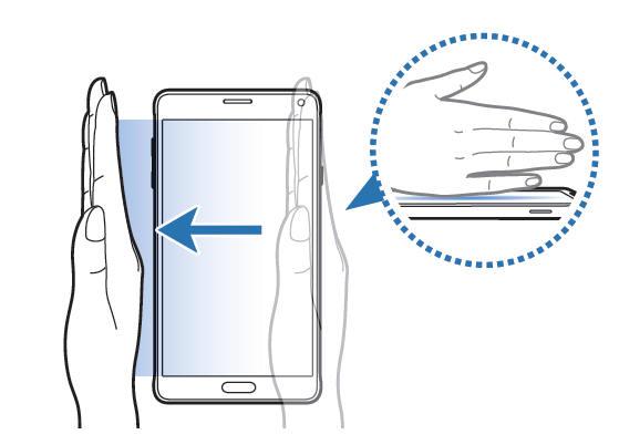 Làm sao để chụp ảnh màn hình Samsung Galaxy Note 7?
