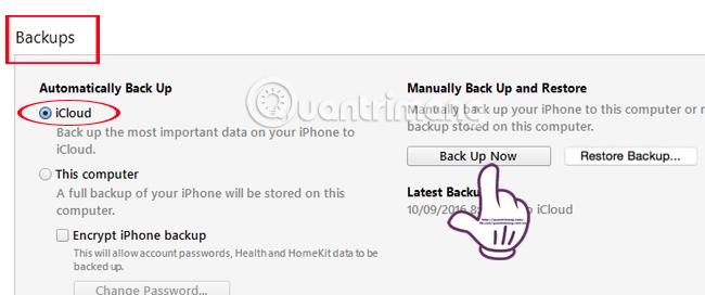 Bạn cần làm những gì trước khi nâng cấp lên iOS 10?