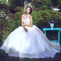 Chọn váy cưới thế nào để phù hợp với cô dâu?