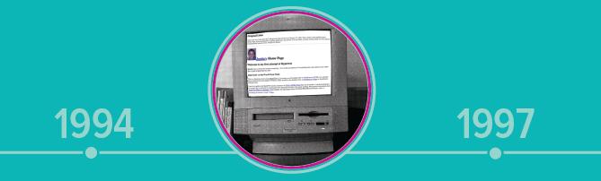 Tất tần tật về lịch sử phát triển của Blog