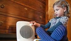 Những điều cần chú ý khi sử dụng quạt sưởi mùa đông